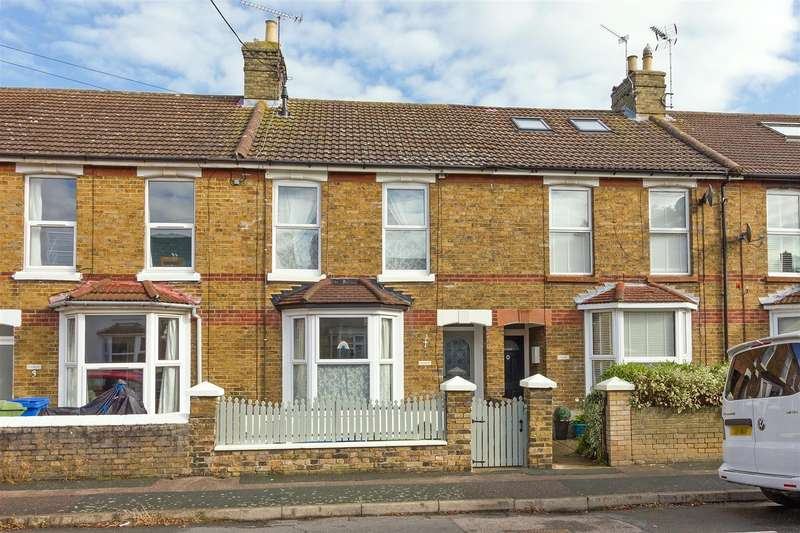 2 Bedrooms Terraced House for sale in Valenciennes Road, Sittingbourne