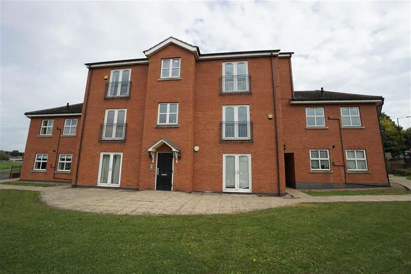 2 Bedrooms Flat for sale in Wordsworth Court, Sheffield, S5 8NY
