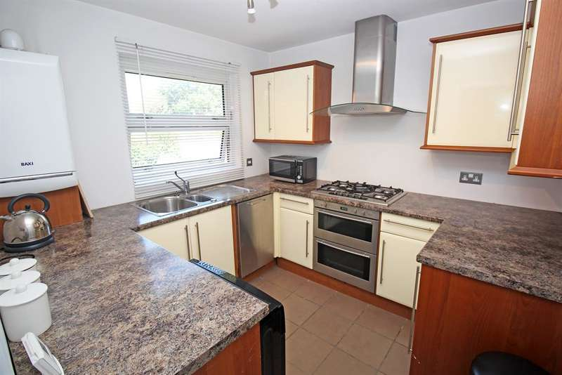 1 Bedroom Flat for sale in Minehead Way, Stevenage, SG1 2HX