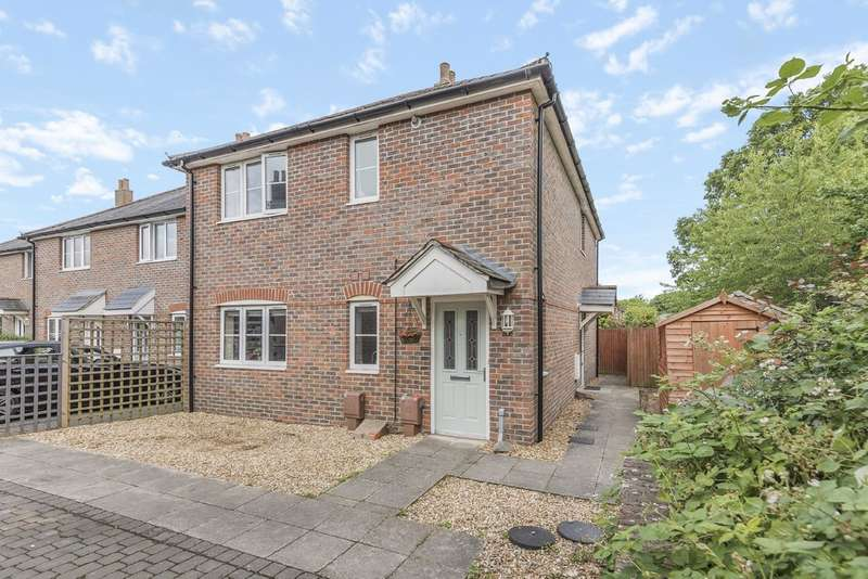 2 Bedrooms Ground Maisonette Flat for sale in Fernhurst Close, Colden Common