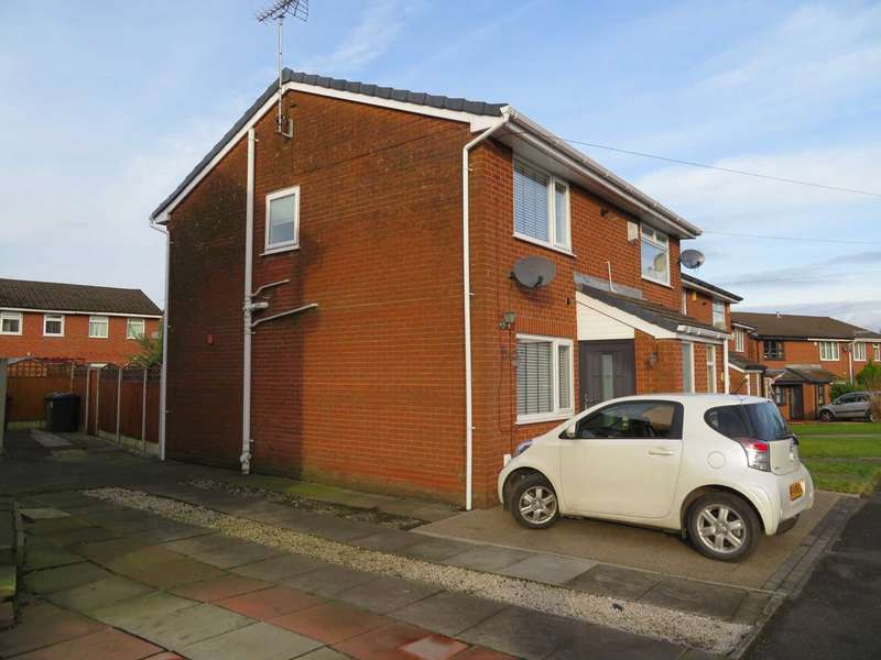 2 Bedrooms Semi Detached House for sale in Vine Close, Shaw