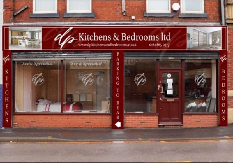 Commercial Property for sale in Shaw Road, Oldham, Lancashire, OL1 3LQ