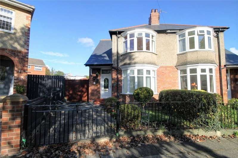 2 Bedrooms Semi Detached House for sale in Middleham Road, Darlington, DL1