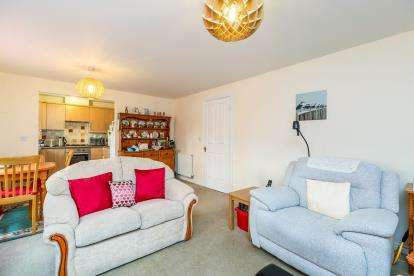 2 Bedrooms Flat for sale in Turberville Place, ., Warwick, Warwickshire