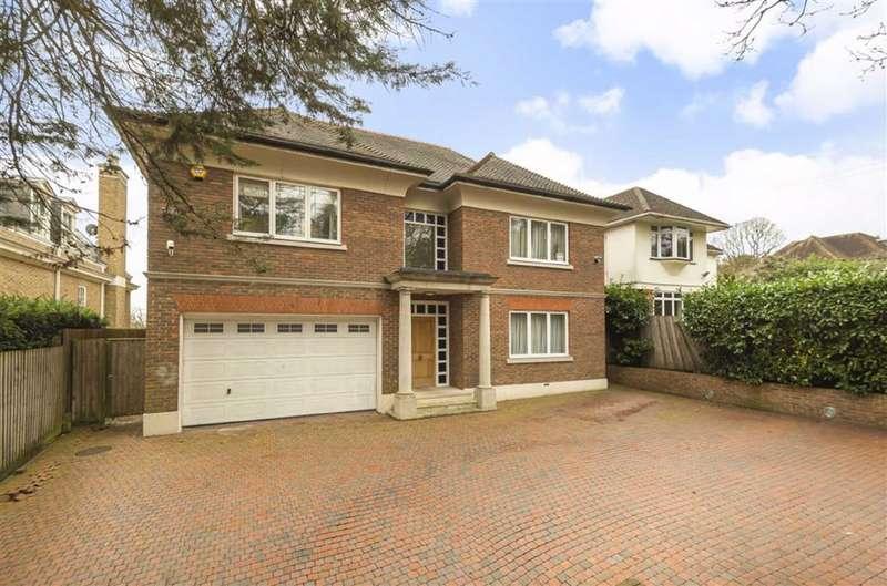 6 Bedrooms Detached House for sale in Totteridge Lane, Totteridge