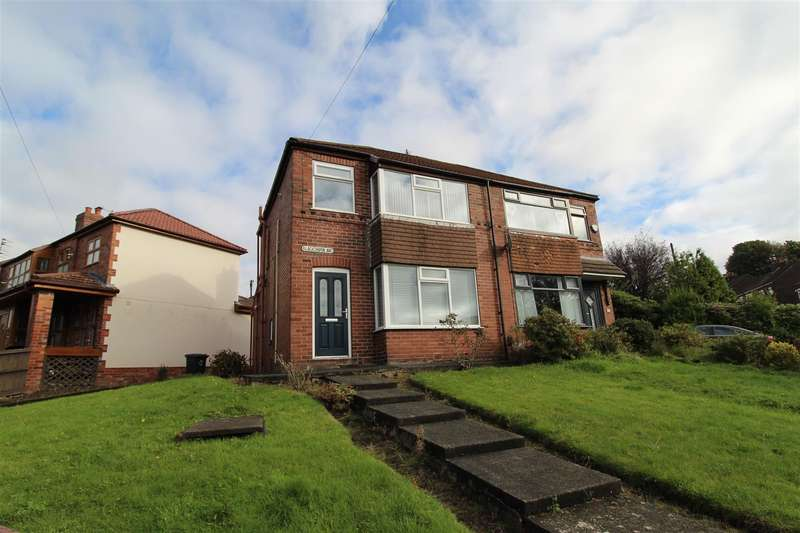 3 Bedrooms Semi Detached House for sale in Blackthorn Avenue, Beech Hill, Wigan.