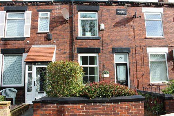 2 Bedrooms Terraced House for sale in Foxdenton Lane, Manchester
