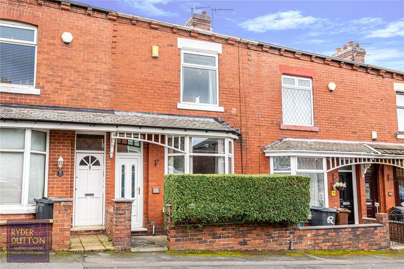 2 Bedrooms Terraced House for sale in Seville Street, Royton, Oldham, Greater Manchester, OL2
