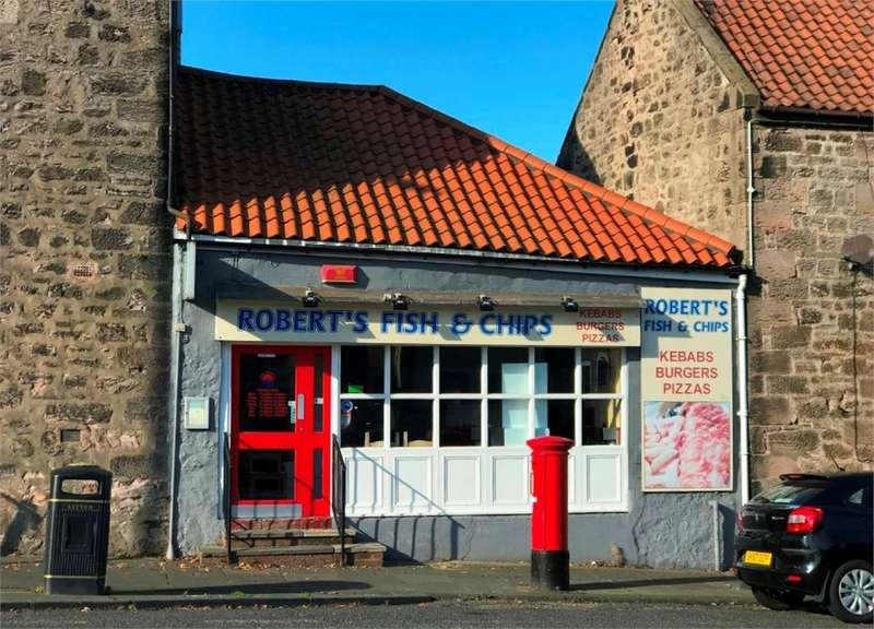 10 Bedrooms Commercial Property for rent in Hot Food Takeaway, 190 Main Street, Tweedmouth, Berwick-upon-Tweed, Northumberland