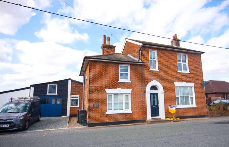 5 Bedrooms Detached House for sale in The Green, Hatfield Peverel, Chelmsford, CM3