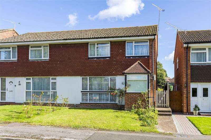 3 Bedrooms Semi Detached House for sale in Brookfield, Kemsing, Sevenoaks, Kent
