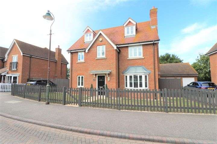 6 Bedrooms Detached House for sale in Sanderling Way, Iwade