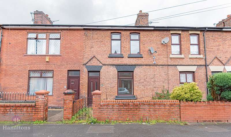 3 Bedrooms Terraced House for sale in Nangreaves Street, Leigh, Greater Manchester. WN7 4TN