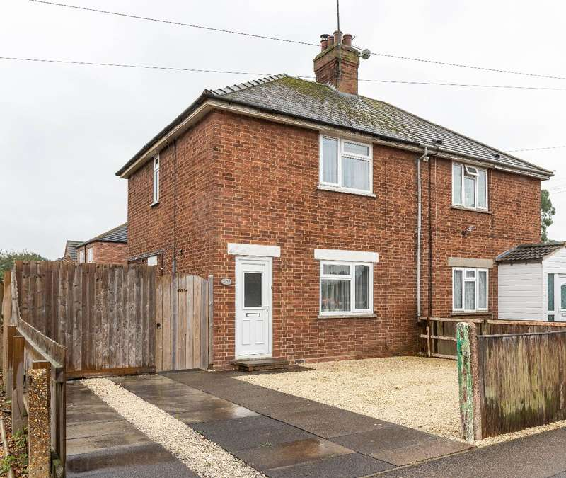 3 Bedrooms Semi Detached House for sale in Badgeney Road, March