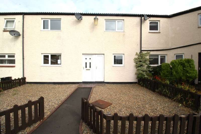 3 Bedrooms Terraced House for rent in Newriggs, Washington, NE38