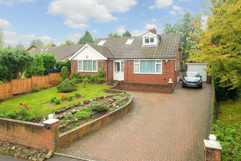 4 Bedrooms Detached Bungalow for sale in Workhouse Lane, East Farleigh, Maidstone, ME15