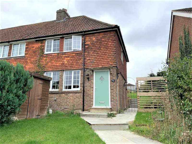 3 Bedrooms Semi Detached House for sale in Church Field Cottages, Landway, Seal, Sevenoaks