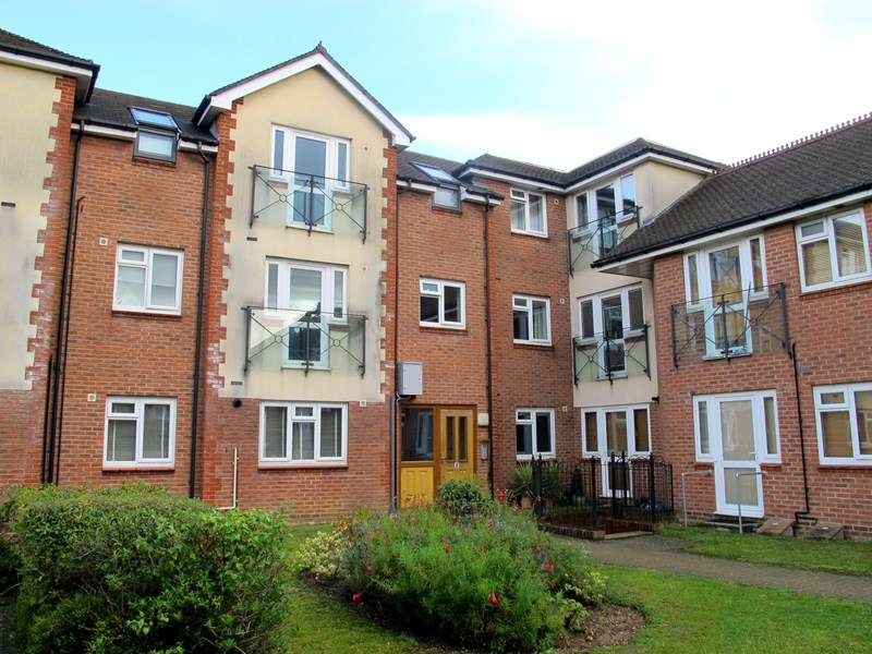 1 Bedroom Apartment Flat for sale in Foxfield, 82 Botley Road, Park Gate, Southampton, SO31