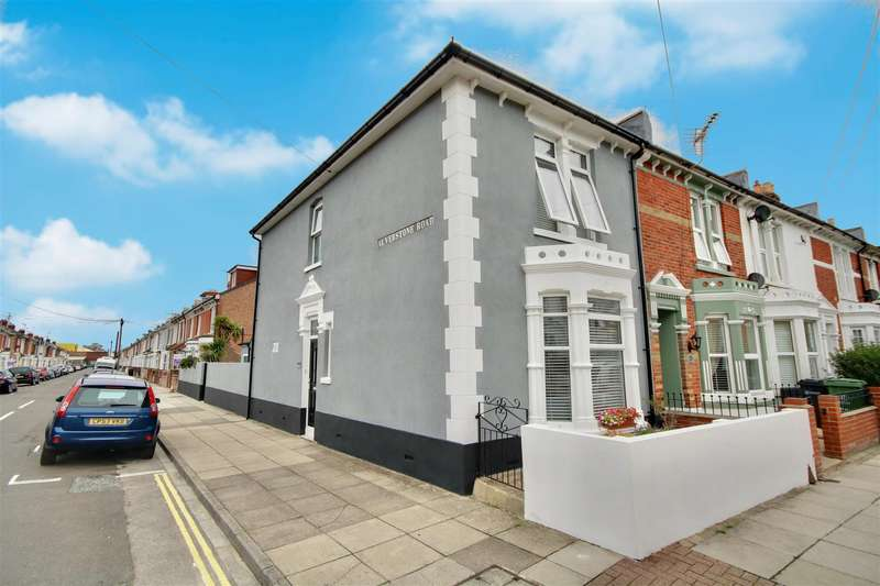 3 Bedrooms End Of Terrace House for sale in Carisbrooke Road, Southsea