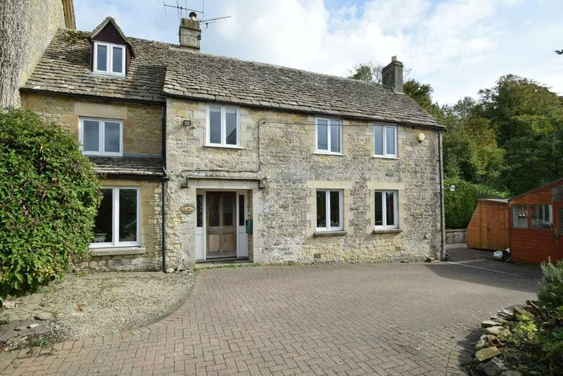 5 Bedrooms Cottage House for sale in Amberley, Stroud, GL5