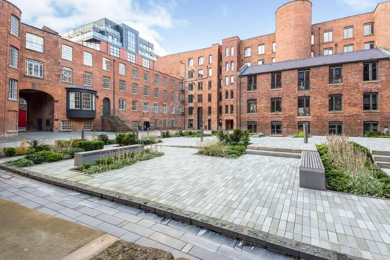 2 Bedrooms Flat for sale in 50 bengal street, Manchester, Greater Manchester, M4
