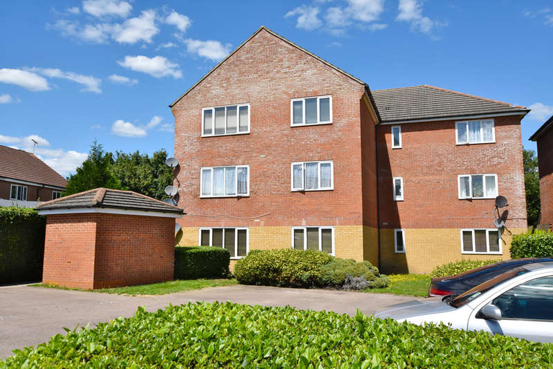 1 Bedroom Flat for sale in Cheshire Drive, Leavesden