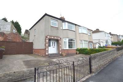 3 Bedrooms Semi Detached House for rent in Essex Road, Norfolk Park, Sheffield, S2