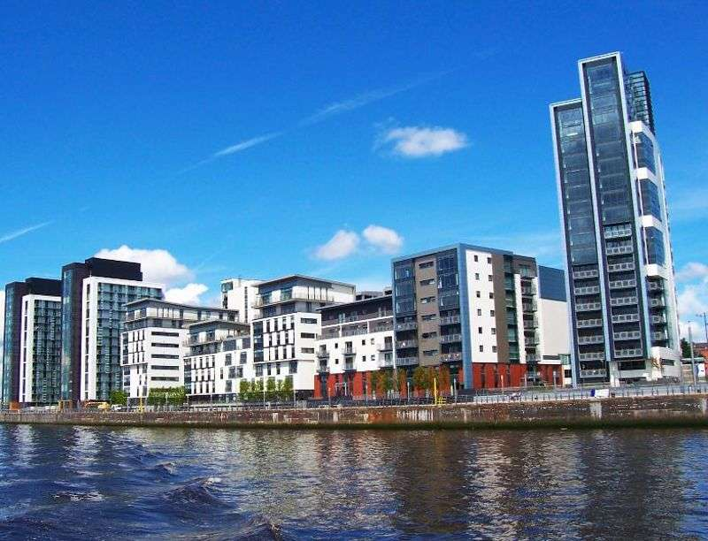 2 Bedrooms Property for sale in Meadowside Quay Walk, Glasgow