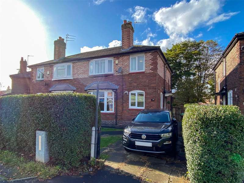 3 Bedrooms Semi Detached House for sale in Kingsway, Manchester, M19