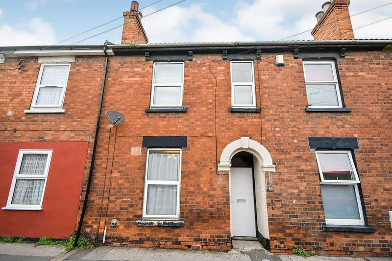 2 Bedrooms House for sale in Portland Street, Lincoln, Lincolnshire, LN5
