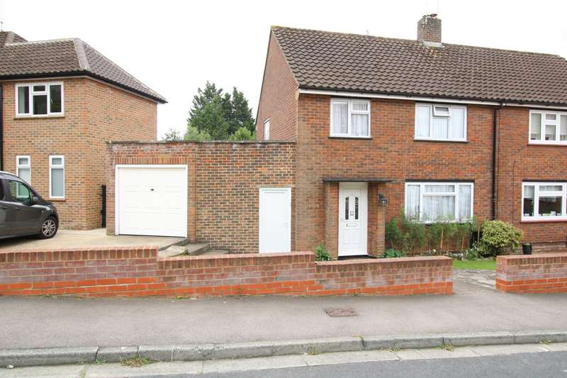 3 Bedrooms Semi Detached House for sale in Cedar Close, Potters Bar, EN6