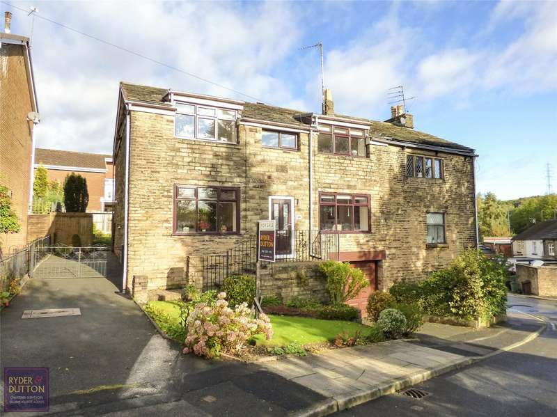 4 Bedrooms Semi Detached House for sale in Old Road, Ashton-under-Lyne, Greater Manchester, OL6