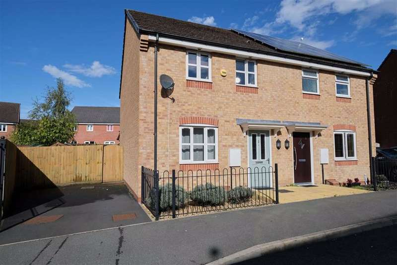 3 Bedrooms Semi Detached House for sale in Bagshaw Road, Manchester