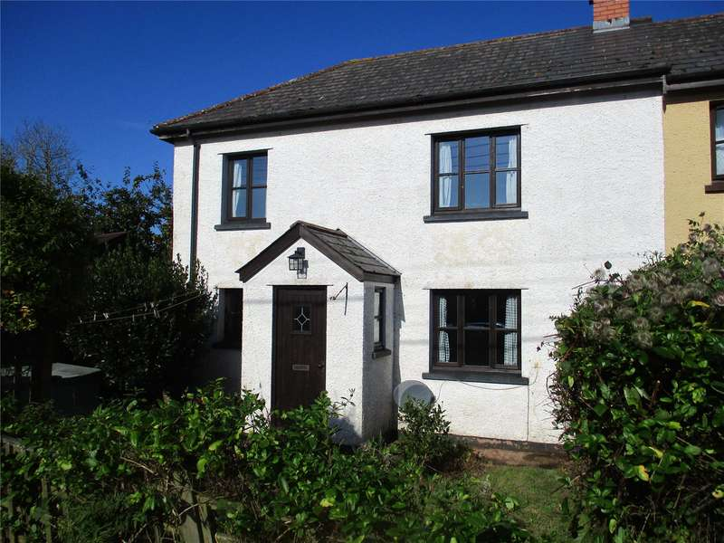 2 Bedrooms End Of Terrace House for rent in Pennymoor, Tiverton, Devon, EX16