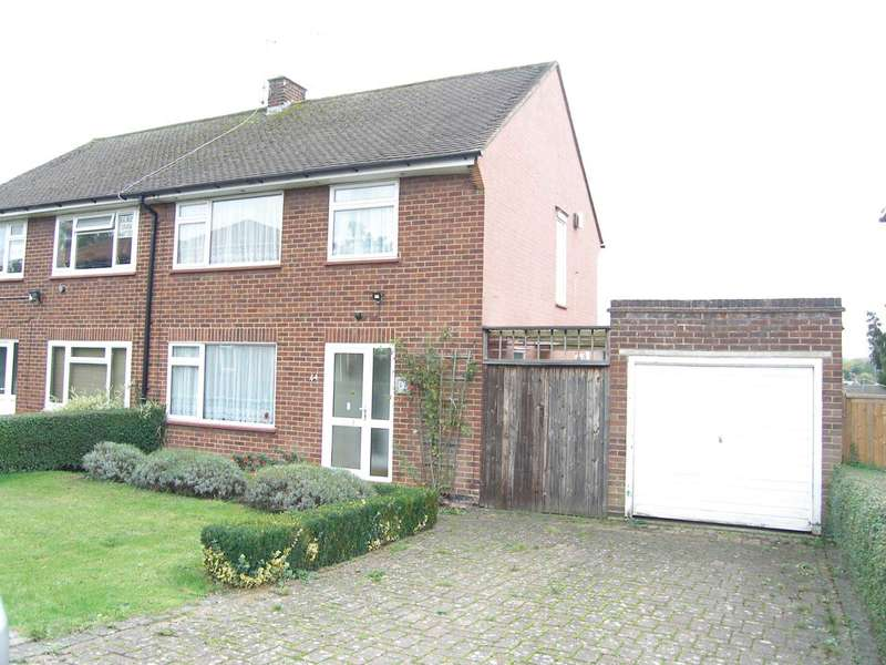 3 Bedrooms Semi Detached House for sale in Pine Grove, North Bushey