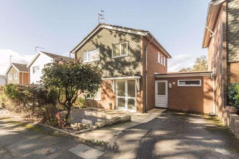 3 Bedrooms Property for sale in Cae Rhedyn Croesyceiliog, Cwmbran