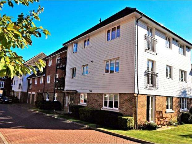 2 Bedrooms Apartment Flat for sale in Albion Way, Edenbridge, Kent