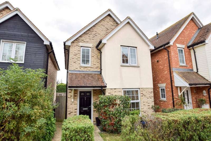 3 Bedrooms Detached House for sale in Barnes Way, Herne Bay