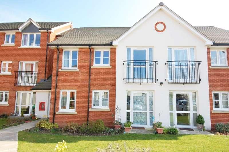 1 Bedroom Retirement Property for sale in Thwaytes Court, Herne Bay