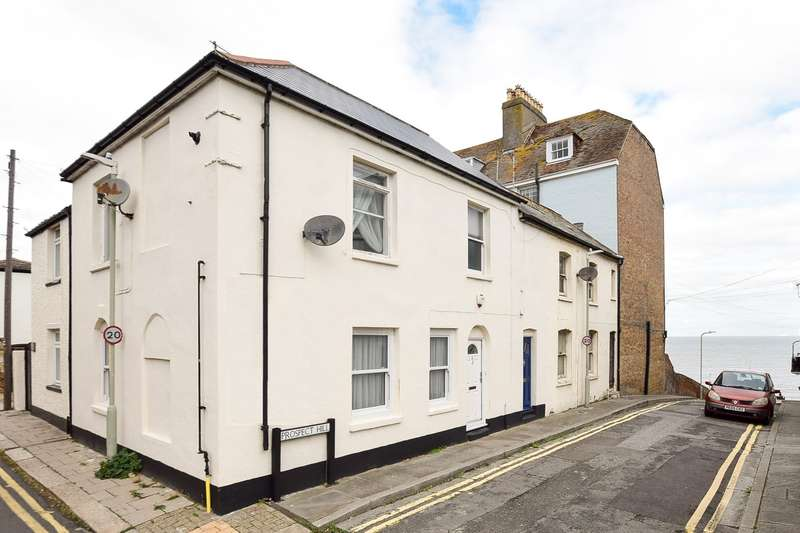 2 Bedrooms Ground Flat for sale in Prospect Hill, Herne Bay