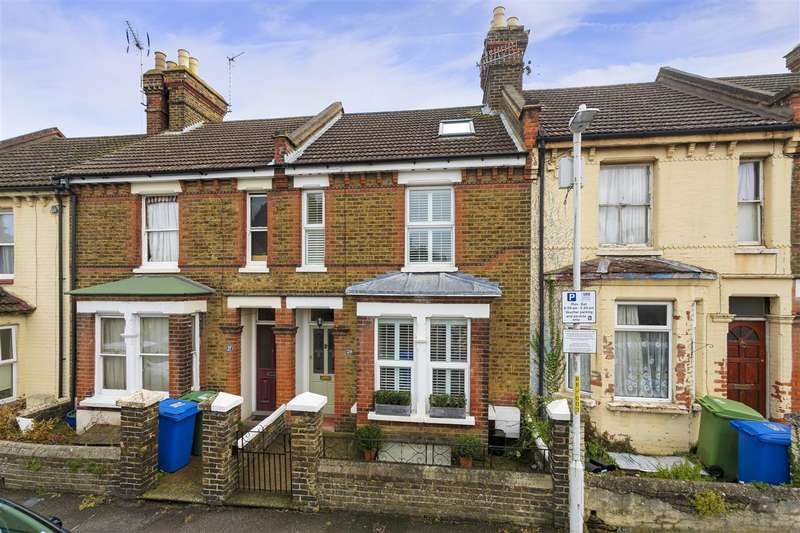 3 Bedrooms Terraced House for sale in Roman Road, Faversham