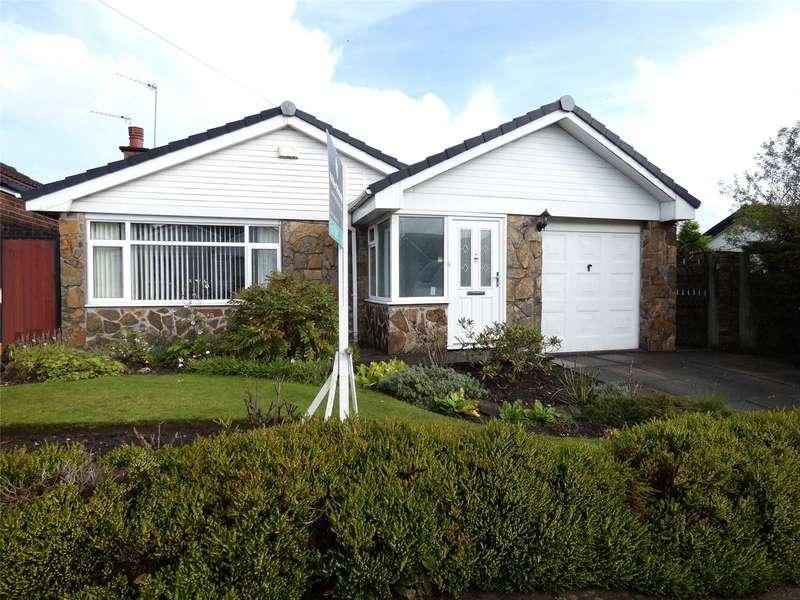 3 Bedrooms Detached Bungalow for sale in Adlington Close, Seddons Farm, Bury, BL8