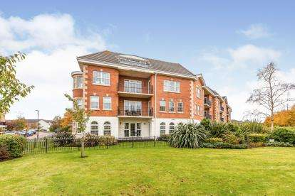 2 Bedrooms Flat for sale in Coopers Row, Lytham St Anne's, Lancashire, England, FY8