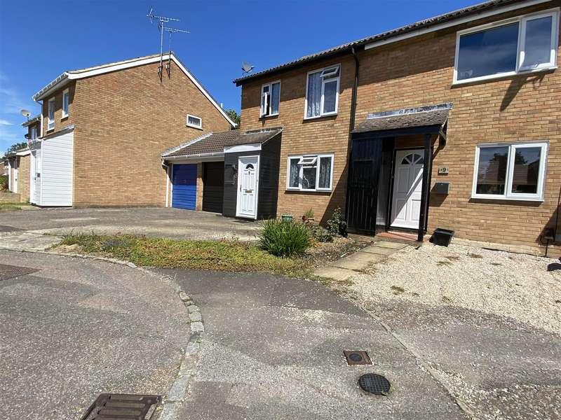 2 Bedrooms Terraced House for sale in Long Beech, Singleton, Ashford