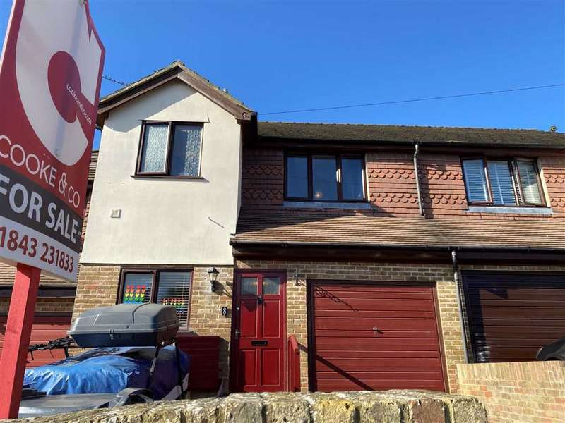 3 Bedrooms Terraced House for sale in St. Dunstans Road, Margate, Kent