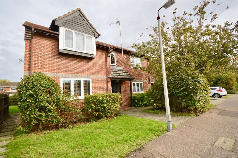 1 Bedroom Apartment Flat for sale in Wickham Road, Witham, CM8