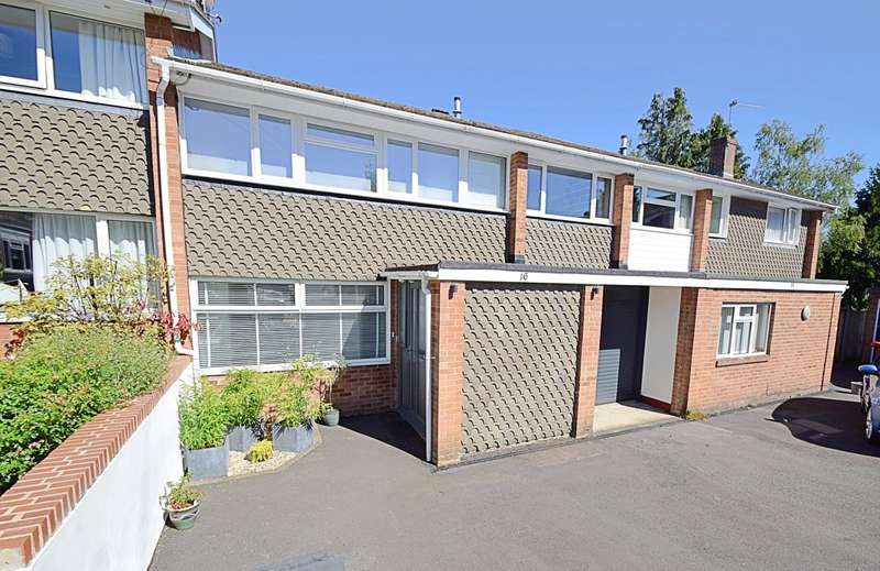 4 Bedrooms Terraced House for sale in Kings Worthy