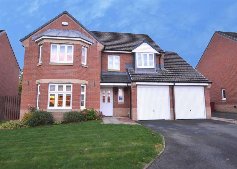 4 Bedrooms Detached House for sale in Phillips Wynd, Hamilton
