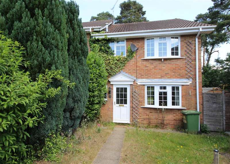 3 Bedrooms End Of Terrace House for sale in Ashmead, Bordon