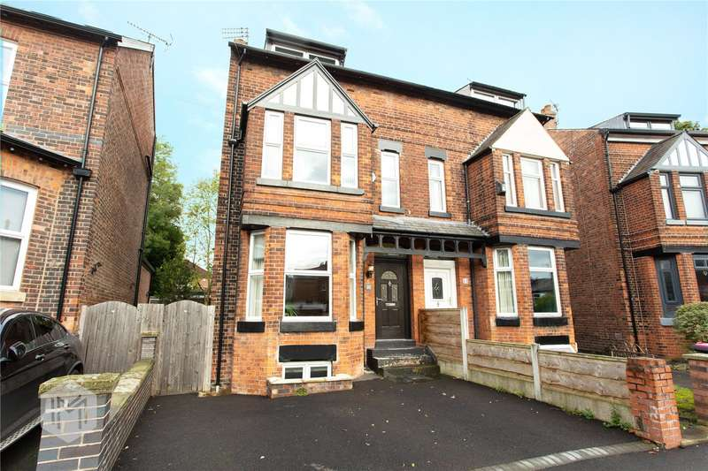 4 Bedrooms Semi Detached House for sale in Gilda Crescent Road, Eccles, Manchester, Greater Manchester, M30